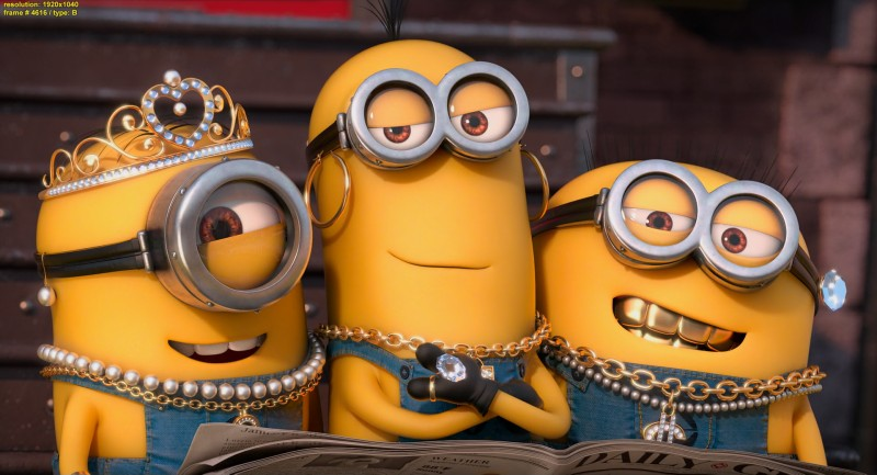 Скачать музыку happy from despicable me 2