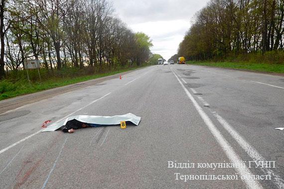 Аварія на трасі Львів-Тернопіль thumbnail